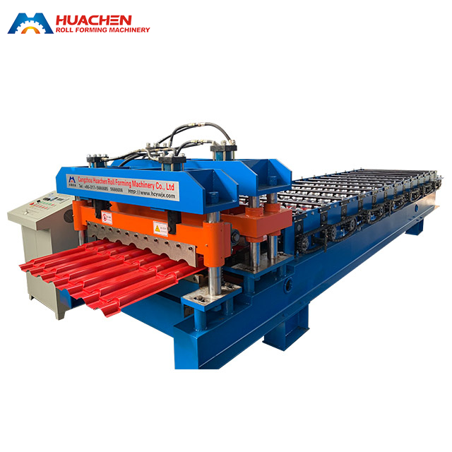 Metecopo/Metcopol Roof Roll Forming Machine
