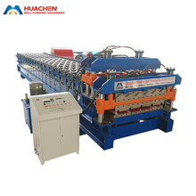 Glazed Tile Double Deck Roll Forming Machine