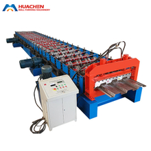 Steel Floor Deck Machine for The Philippines Market